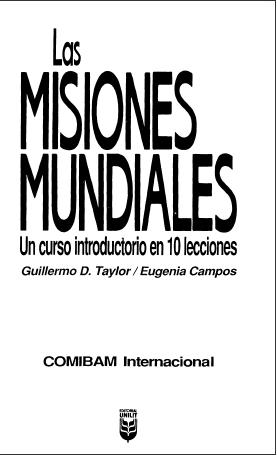 guillermo d  taylor  u2013 las misiones